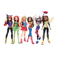 DC Super Hero Girls - Супергероини