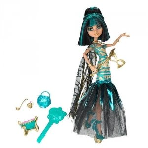 Кукла MONSTER HIGH Монстры рулят - Клео де Нил