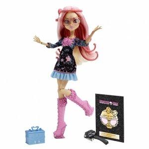 Кукла MONSTER HIGH Страх! Камера! Мотор! - Вайперин Горгон
