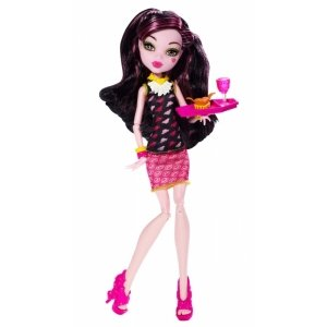 Кукла MONSTER HIGH Крипатерия - Дракулаура