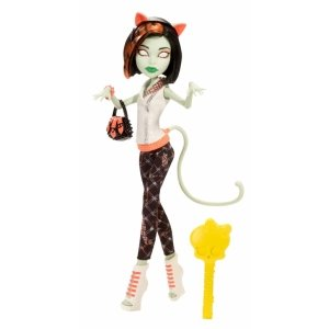 Кукла MONSTER HIGH Причудливое слияние - Скара Скримс