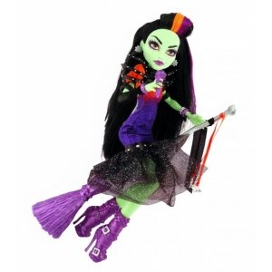 Кукла MONSTER HIGH - Каста Фирс базовая