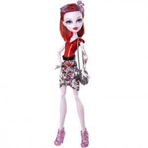 Кукла MONSTER HIGH Бу Йорк, Бу Йорк - Оперетта