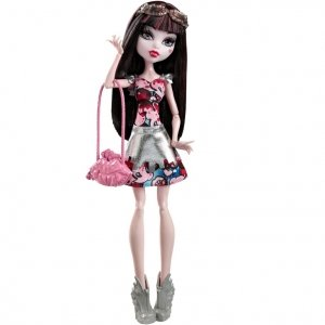 Кукла MONSTER HIGH Бу Йорк, Бу Йорк - Дракулаура