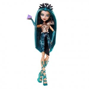 Кукла MONSTER HIGH Бу Йорк, Бу Йорк - Нефера де Нил