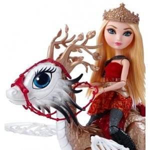 Кукла EVER AFTER HIGH Игры Драконов - Эппл Вайт