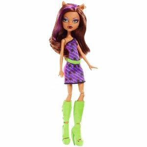 Кукла MONSTER HIGH Бюджетные - Клодин Вульф
