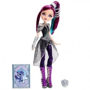 Кукла EVER AFTER HIGH Игры Драконов - Рейвен Квин