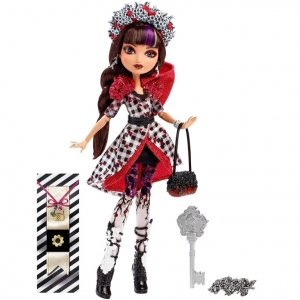 Кукла EVER AFTER HIGH Весна - Сериз Худ