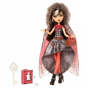 Кукла EVER AFTER HIGH День Наследия - Сериз Худ