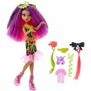 Кукла MONSTER HIGH  Электризованные - Клодин Вульф
