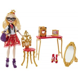 Игровой набор EVER AFTER HIGH Возвращение в школу с Эппл Вайт