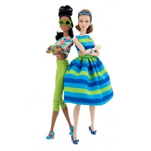 GIRL TALK Poppy Parker™ Duo-Doll Gift Set
