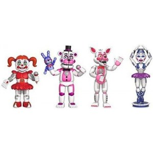Five Nights at Freddy's Sister Location Set
