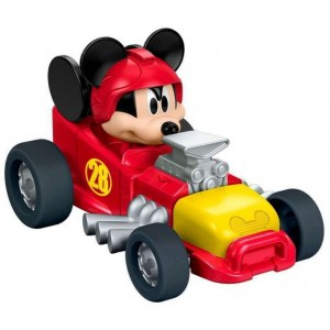 Машинка Hot Wheels Disney Mickey and the Roadster Racers Mickey's Hot Rod