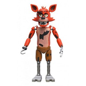 Фокси (14 см) - Funko Five Nights at Freddy's Articulated Foxy Action Figure, 5