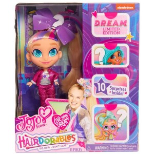 Кукла Hairdorables JoJo Siwa Limited Edition D.R.E.A.M. Doll Style A