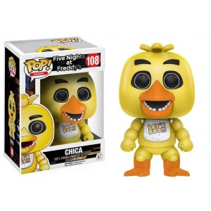 Чика Фанко Поп - Funko Five Nights at Freddy's - Chica