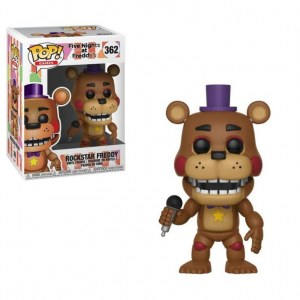 Фредди Рок Звезда - Funko Pop Games: Five Nights at Freddy's Pizza Simulator - Rockstar Freddy