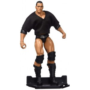 Рок (Скала) - WWE Elite Collection Flashback The Rock