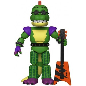 Funko Монтгомери Гэтор (14 см) - Montgomery Gator Five Nights at Freddy's, Security Breach
